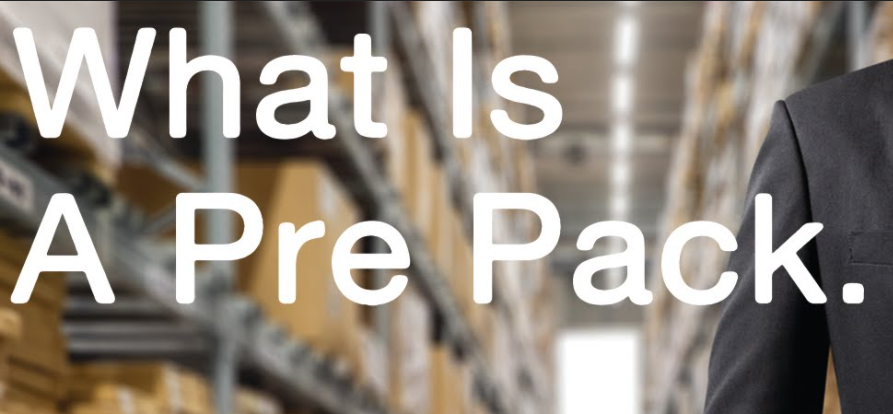 What is a Pre-Pack in Insolvency?