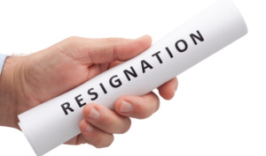 Lucas Ross - I am thinking of resigning as a company director